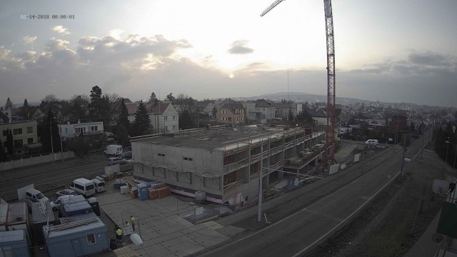 Výstavba 14.2.2018