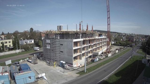 Výstavba 28.4.2018