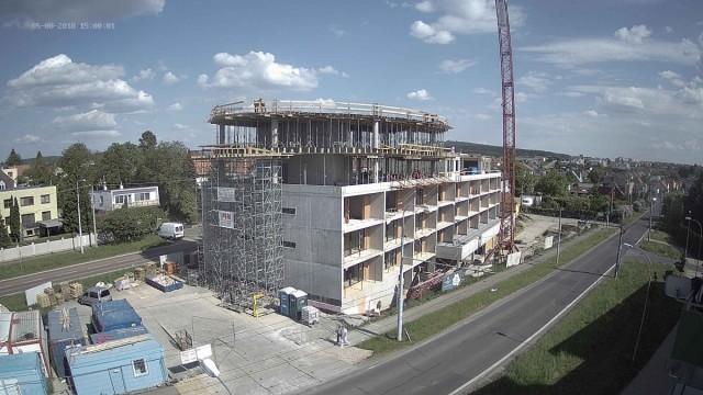 Výstavba 08.05.2018
