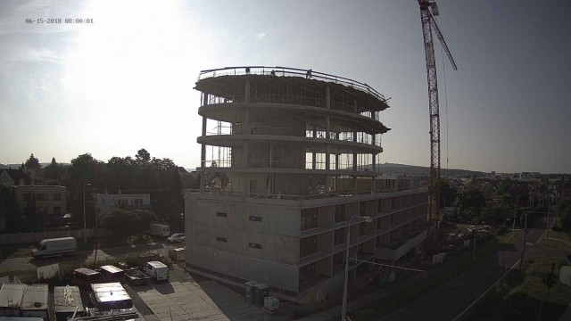 Výstavba 15.06.2018