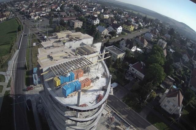 Výstavba 20.07.2018
